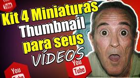 Miniatura Para Video No Seu Do Canal Youtube