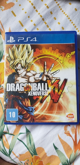 Dragonball Xenoverse Xv, Media Física, Seminovo(otimo Estad)