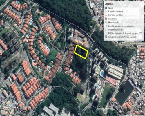 Imagem 1 de 1 de Terreno No Horto Do Ype Para Finalidade Comercial Ou Residencial - Te00017 - 67750197