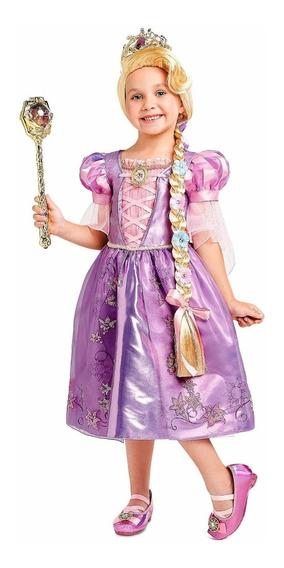Tiara - Corona Y Cetro-varita Princesa Rapunzel Disney Store