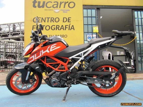 Moto Ktm Duke 390 Ng