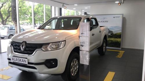 Renault Alaskan 2.3 Emotion Mt 4x2 Oferta De Contado Dola Jl