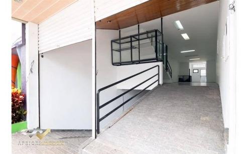 Prédio, 500 M² - Venda Por R$ 1.290.000,00 Ou Aluguel Por R$ 6.900,00/mês - Vila Alpina - Santo André/sp - Pr0027