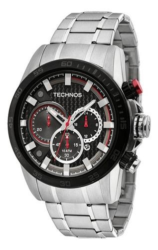 Relógiotechnos Masculino Performance Ts Carbon Js25ap/1r