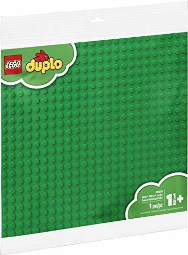 Lego Duplo Creative Play Placa De Construccion Verde Grande