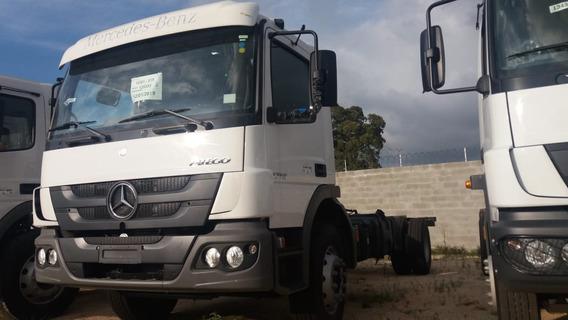 Mercedes-benz Atego 1719 0 Km 2019