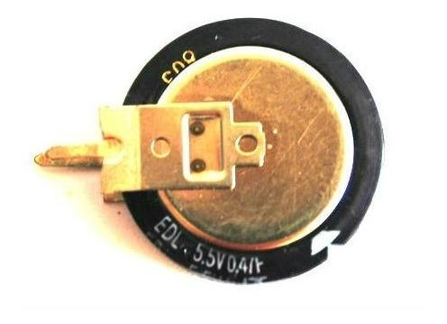 Super Capacitor Eletrolit Radial 4.7f 5.5v 30 Ohms S0005
