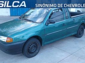 Volkswagen Saveiro 1997 Verde 2 Puertas