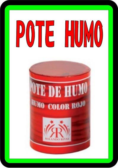 1 Pote Humo Rojo - Foto Eventos Fiestas