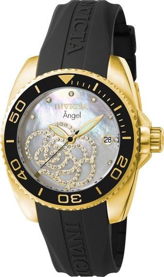 Relógio Feminino Invicta Angel 0489 Calendário