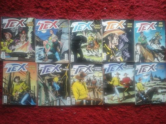 Tex Ed Mythos 29 Edicoes, Revistas Quadrinhos Gibi