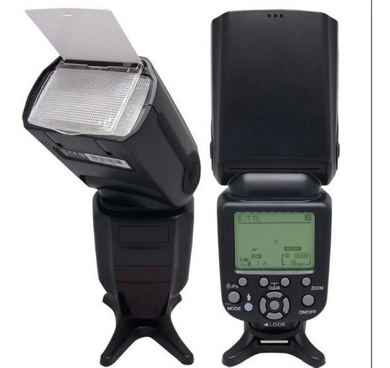 Flash Para Nikon D7200 D3300 D3100 D5200 D3400 D7100 D7000