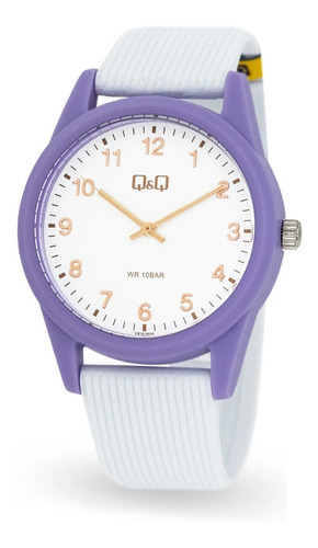 Reloj Qyq  Vs12j807y Deportivo Para Dama Original
