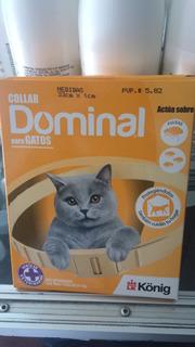 Collar Antipulgas Gato