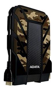 Disco duro externo Adata HD710M AHD710M-2TU3 2TB camuflaje