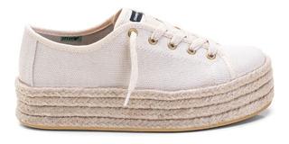 Zapatilla Sneaker Chimmy Churry Plataforma Cruda