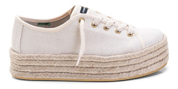 Zapatilla Sneaker Chimmy Churry Plataforma Cruda