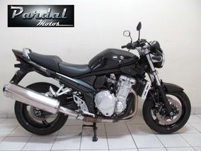 Suzuki Bandit 1250n 2009 Preta