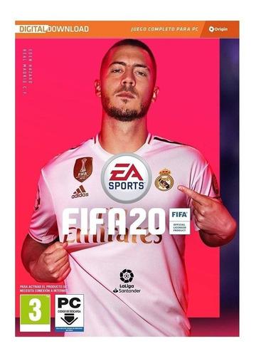 Imagen 1 de 4 de FIFA 20 Standard Edition Electronic Arts PC Digital