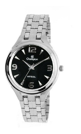 Relógio Champion Ca20269x + Pulseira Grátis