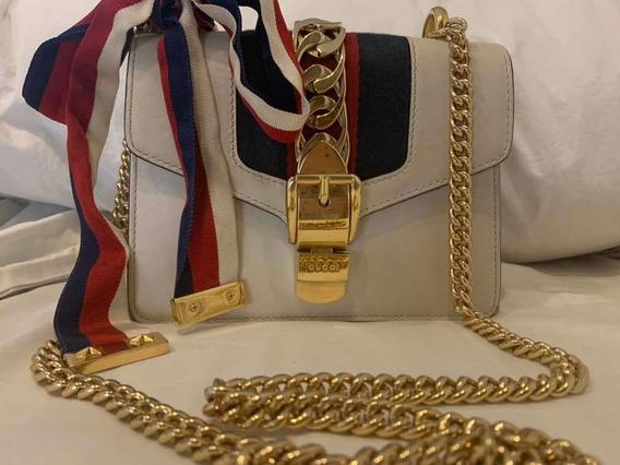 Bolsa Gucci Sylvie Mini