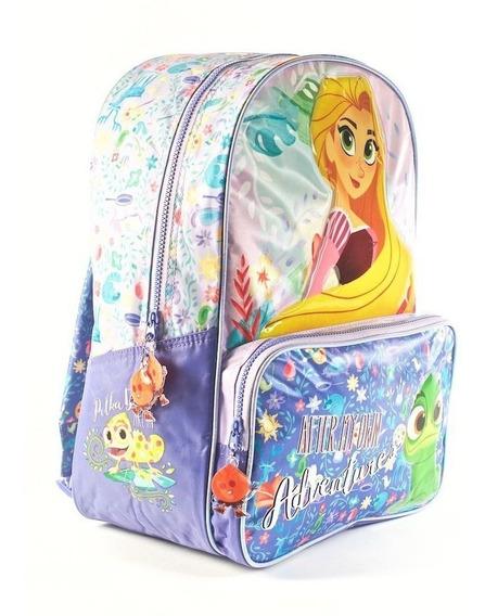 Mochila Espalda Pony Rapunzel Frozen Princesas Disney