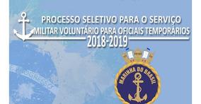 Apostilas Serviço Militar Voluntário De Praças Marinha 2019