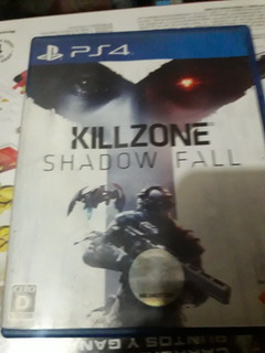 Killzone Shadow Fall Japones - Playstation 4 - Ps4