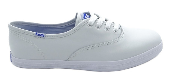 Tênis Keds Champion Woman Leather Branco