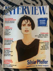 Interview 92 Silvia P Dinho Ouro Preto João Ubaldo Maguila
