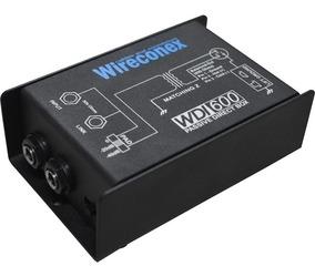 Direct Box Wireconex Passivo Wdi 600 Original