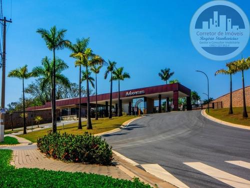Terreno Condominio Residencial Arboretum Lotes A Partir De 600m2 - Te00018 - 68090711
