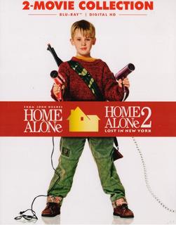 Mi Pobre Angelito Home Alone 1 Y 2 Boxset Peliculas Blu-ray