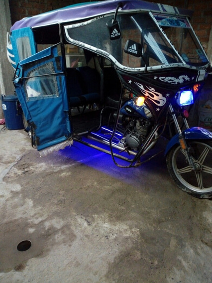 Vendo Mototaxi