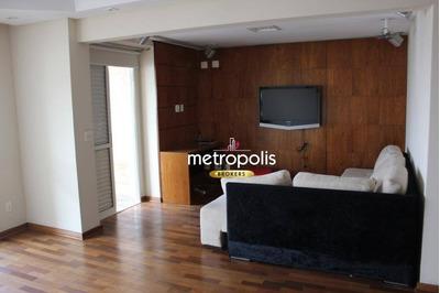 Apartamento Com 4 Dormitórios À Venda, 150 M² Por R$ 915.000 - Barcelona - São Caetano Do Sul/sp - Ap2315