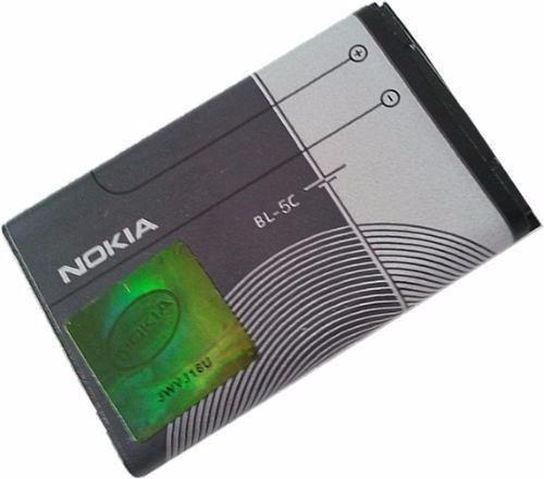 Imagen 1 de 10 de Bateria Nokia Bl-5c Celulares Control Acceso Anviz Ep300