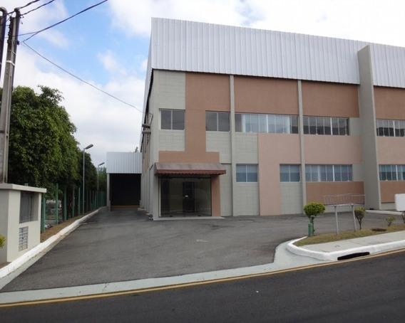 Galpões Em Empreendimentos Fechados- Santana De Parnaíba - Sp - Gl00010 - 67736380