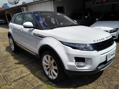 Land Rover Evoque 2.0 Si4 Prestige Tech 5p 2014 Top De Linha