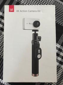 Camera Xiaomi Yi 2 4k 12mp + Caixa Estanque + Controle +