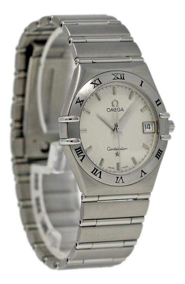 Reloj Omega Constellation Quartz Acero