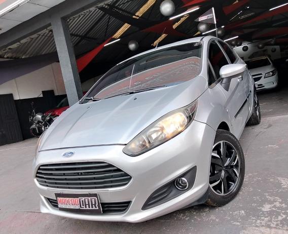 Ford New Fiesta 1.5 S 2015 Prata