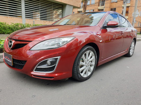 Mazda 6 All New 2.500cc A/t C/a Sun Roof 2012