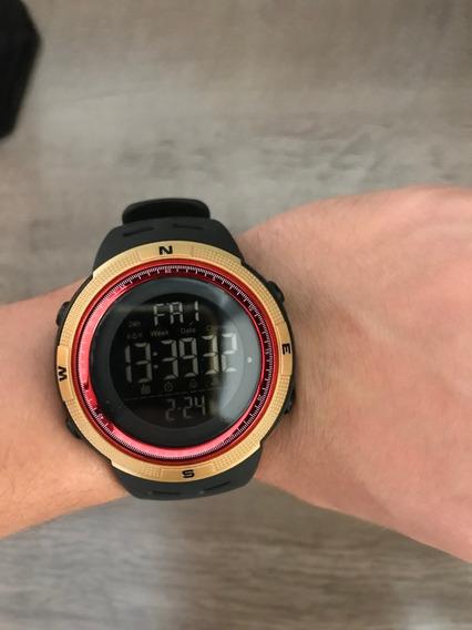Relógio Skmei - Novo - À Prova D