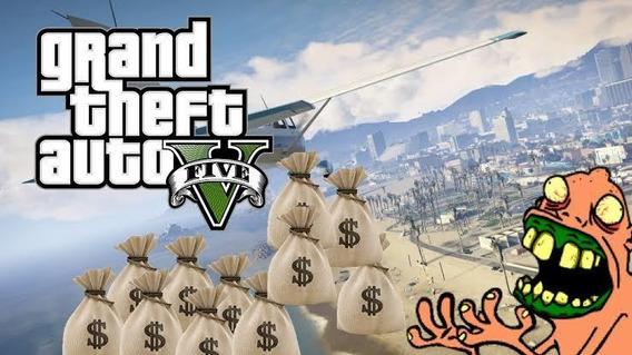 10 Milhões De Dinheiro No Gta 5 Online Ps4