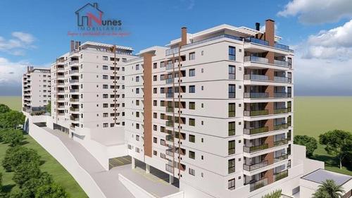 Apartamento No Bairro Bacacheri Em Curitiba Pr - 15962