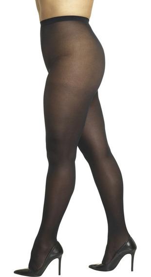 Meia-calça Fio 40 Plus Size Tamanhos 52 A 54 Loba Lupo
