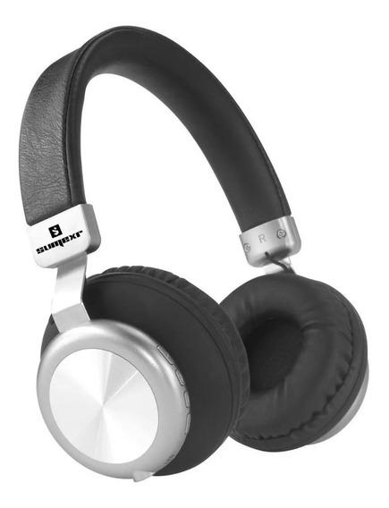 Kit 02 Fone Bluetooth Original Estéreo Sem Fio Radio Fm