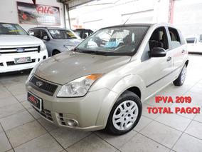 Ford Fiesta 1.0 Flex 5p Completo Ipva Total Pago