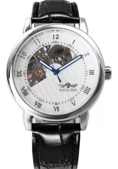 Relógio Masculino Semi Automático Promoção Oferta C.105