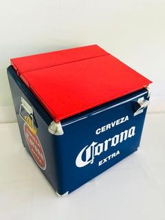 Hielera Mini Fashion 24 Corona Extra Tradicional